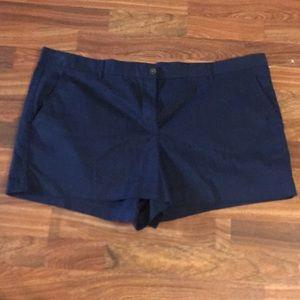 Navy Blue GAP Khaki Shorts Sz. 20